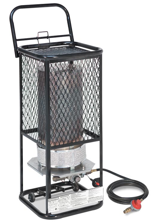 Natural Gas Radiant Heater