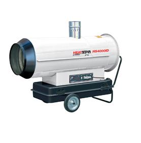 heatstar indirect diesel forced air heaters