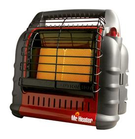 Mr. Heater Buddy infrared radiant propane heater