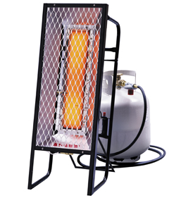 heat star radiant heater