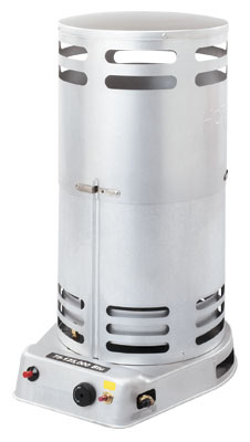 universal propane convection portable heater